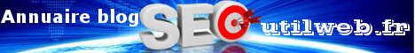 Utilweb annuaire et blog pour votre seo